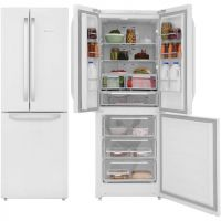 Hotpoint Day 1 FFU3D.1W 60/40 Frost Free Fridge Freezer - White - A+ Rated