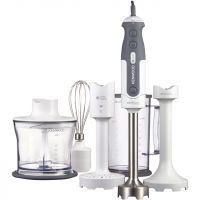 Kenwood HDP406 Hand Blender with 6 Accessories - White