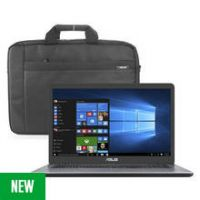 ASUS VivoBook X705 17.3 In Celeron 8GB 1TB Laptop & Bag