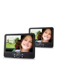 Nextbase Voyager 9 Inch Twin Screen In-Car Dvd Player