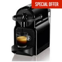 Nespresso 11350 Inissia Coffee Machine - Black
