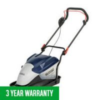 Spear & Jackson 36cm Hover Collect Lawnmower - 1800W