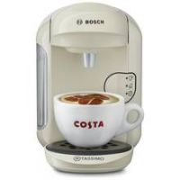 Tassimo by Bosch Vivy 2 Pod Coffee Machine - Cream