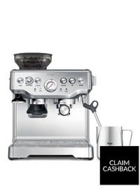 Sage Sage the Barista Express Coffee Machine - Stainless Steel