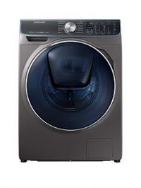 Samsung WW10M86DQOO/EU 10kg Load, 1600Spin QuickDrive™ Washing Machine with AddWash™and 5 Year Samsung Parts and Labour Warranty - Graphite