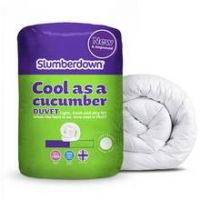 Slumberdown Cool 4.5 Tog Duvet - Single