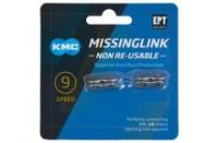 KMC Missing Link EPT Nonreusable 9 Speed 2 Pack