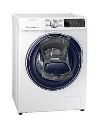 Samsung WW80M645OPM/EU 8kg Load, 1400 Spin QuickDrive™ Washing Machine with AddWash™ and 5 Year Samsung Parts and Labour Warranty - White