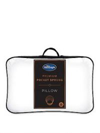 Silentnight Ultimate Luxury Pocket Sprung Pillow
