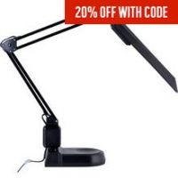 Collection LED Desk Lamp - Black