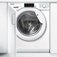 Hoover HBWM814D Integrated 8Kg Washing Machine with 1400 rpm - A+++ Rated