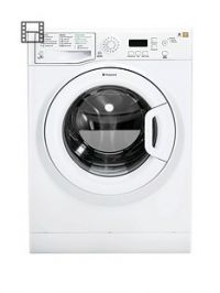 Hotpoint Extra WMXTF842P 8kg Load, 1400 Spin Washing Machine - White