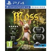 Moss VR PS4 Game
