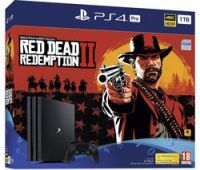 SONY PlayStation 4 Pro with Red Dead Redemption 2 - 1 TB