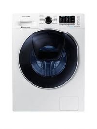 Samsung WD80K5410OW/EU 8kg Wash, 6kg Dry, 1400 Spin AddWash™ Washer Dryer with ecobubble™ Technologyand 5 Year Samsung Parts and Labour Warranty - White