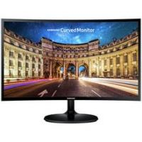 Samsung C24F390 24 Inch 60Hz FHD Curved LED Monitor - Black