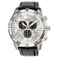Citizen Men's Eco-Drive Perpetual Calendar Strap Watch