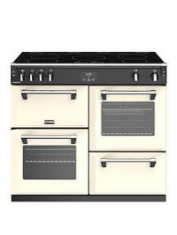 Stoves Richmond S1000Ei 100Cm Wide Electric Range Cooker - Rangecooker With Connection