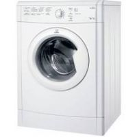 Indesit Ecotime IDVL75BR 7KG Vented Tumble Dryer - White
