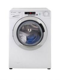 Candy GVS149DC3 Grand'O Vita9kgLoad, 1400 Spin Washing Machine with Smart Touch - White
