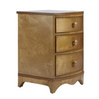 Broughton Honey 3 Drawer Chest