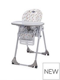 Chicco Polly Easy Highchair- Romantic