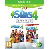 The Sims 4 & Cats and Dogs Expansion Bundle Xbox One Game
