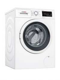 Bosch Serie 6 WAT28371GB 9kg Load, 1400 Spin Washing Machine with EcoSilence Drive™ - White