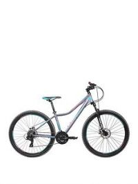 Indigo Cascadia Alloy Ladies Mountain Bike - 17.5 inch Frame