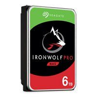 6TB Seagate IronWolf ST6000VN001 NAS Hard Drive, 3.5
