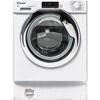 Candy CBWD8514DC-80 8kg Wash 5kg Dry 1400rpm Integrated Washer Dryer - White