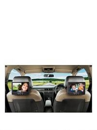 Nextbase Voyager 9 Inch Dual In-Car Dvd Players
