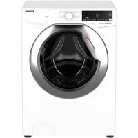 Hoover Dynamic Next DWOA412AHC8/1 Wifi Connected 12Kg Washing Machine with 1400 rpm - White / Chrome - A+++ Rated
