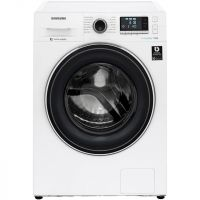 Samsung ecobubble™ WW90J5456FW 9Kg Washing Machine with 1400 rpm - White - A+++ Rated