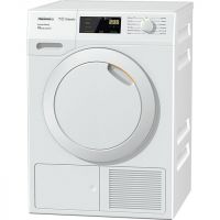 Miele T1 Active Family TDD230WP 8Kg Heat Pump Tumble Dryer - White - A++ Rated