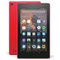 Amazon Fire 7 Alexa 7 Inch 16GB Tablet - Punch Red