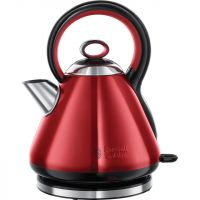 Russell Hobbs Legacy Quiet Boil 21885 Kettle - Red