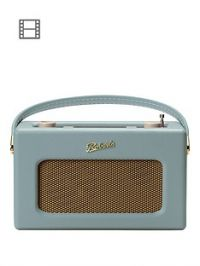 Roberts RevivalRD70Digital Radio with Alarms and Bluetooth Streaming- Duck Egg
