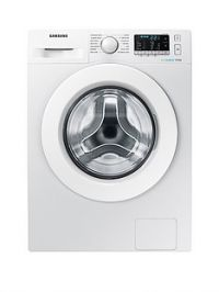 Samsung WW80J5355MW/EU 8kgLoad, 1200 Spin Washing Machine with ecobubble™ Technologyand 5 Year Samsung Parts and Labour Warranty - White