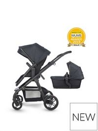 Silver Cross Coast Pushchair &Amp; Carrycot