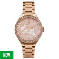 Radley Ladies' Great Outdoors RY4190 Rose Gold Plated Watch