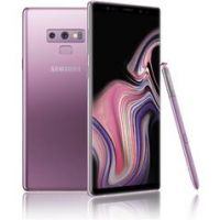 Pre Order Sim Free Samsung Note 9 128GB Mobile Phone Purple