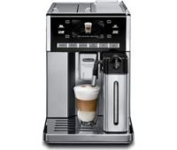 DELONGHI Prima Donna Exclusive ESAM6900.M Bean to Cup Coffee Machine - Black & Stainless Steel