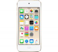 APPLE iPod touch - 128 GB, 6th Generation, Gold, Gold