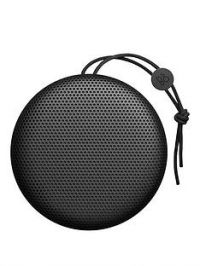 Bang & Olufsen by Bang & Olufsen A1 Wireless Portable Bluetooth Speaker - Natural Black
