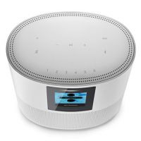 Bose HOME 500 SIL Home Speaker 500 in Silver with Amazon Alexa Built I