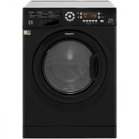 Hotpoint Ultima FDD9640K 9Kg / 6Kg Washer Dryer with 1400 rpm - Black - A Rated