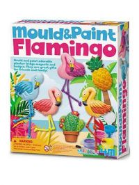 Great Gizmos Mould And Paint Unicorn &Amp; Flamingo Twin Pack
