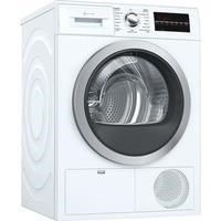 Neff R8580X3GB 9kg Freestanding Condenser Tumble Dryer - White