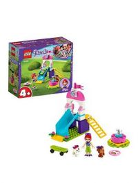 Lego Friends 41396 Puppy Playground With Mia And 2 Dog Figures